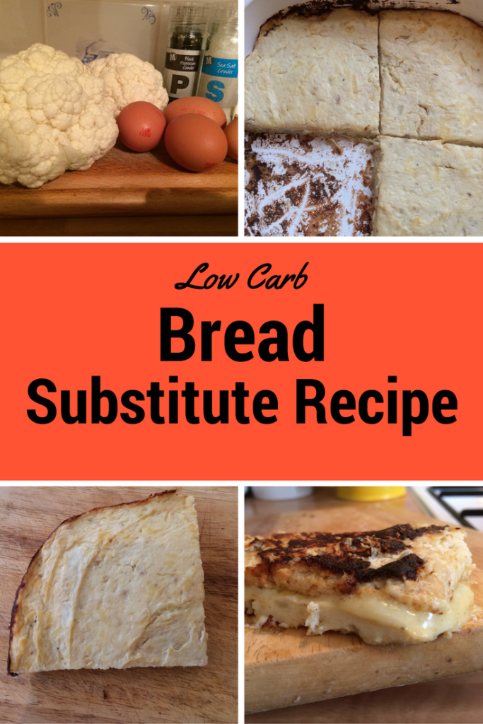 Low Carb Bread Substitute Recipe - Retired to Thrive