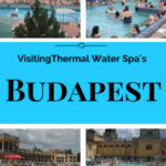 Visiting Thermal Water Spas of Budapest