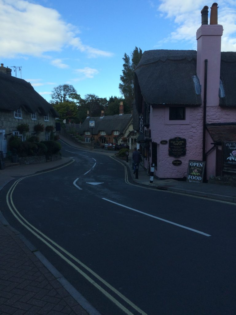 Thatched Cottages Shanklin Old Village