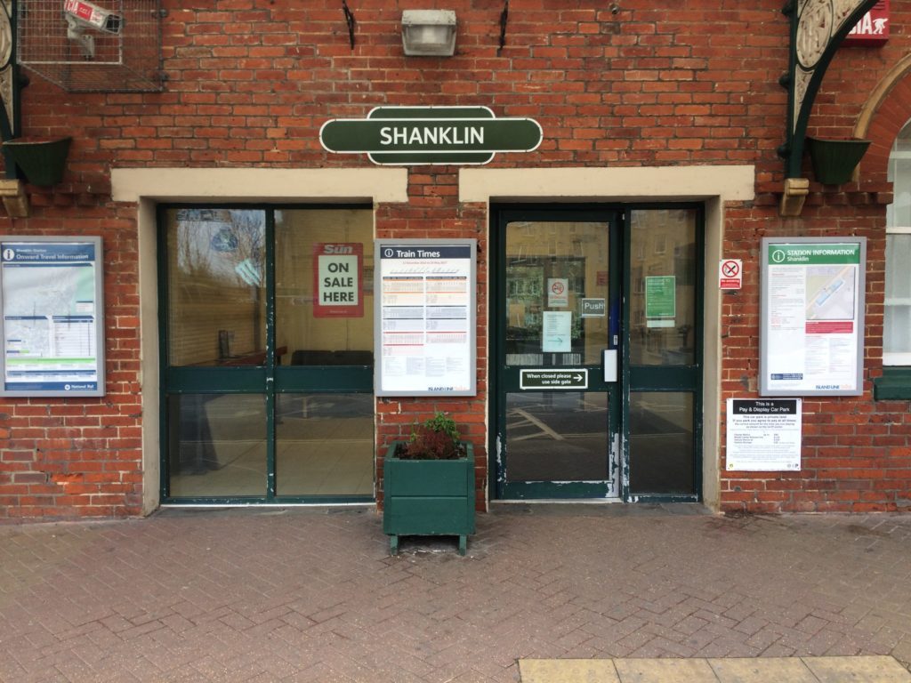 Shanklin Railway Station