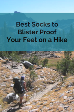 Best Socks to Wear on a Long Hike that may Help to Prevent Blisters
