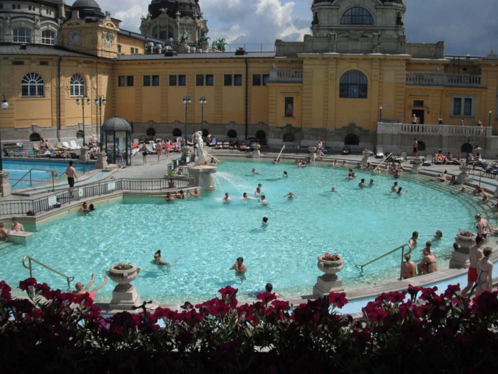 Budapest Thermal Waters