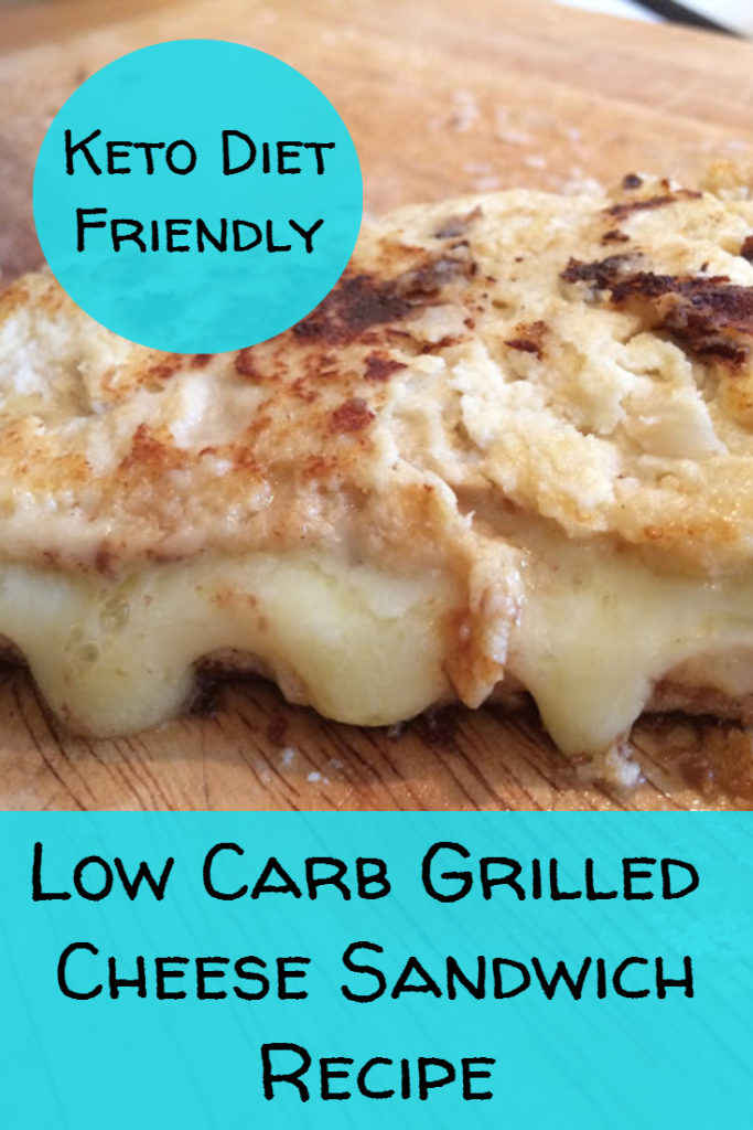 low carb grilled cheese recipe