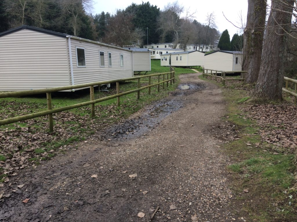 Lower Hyde Leisure Park Holiday Caravan Site