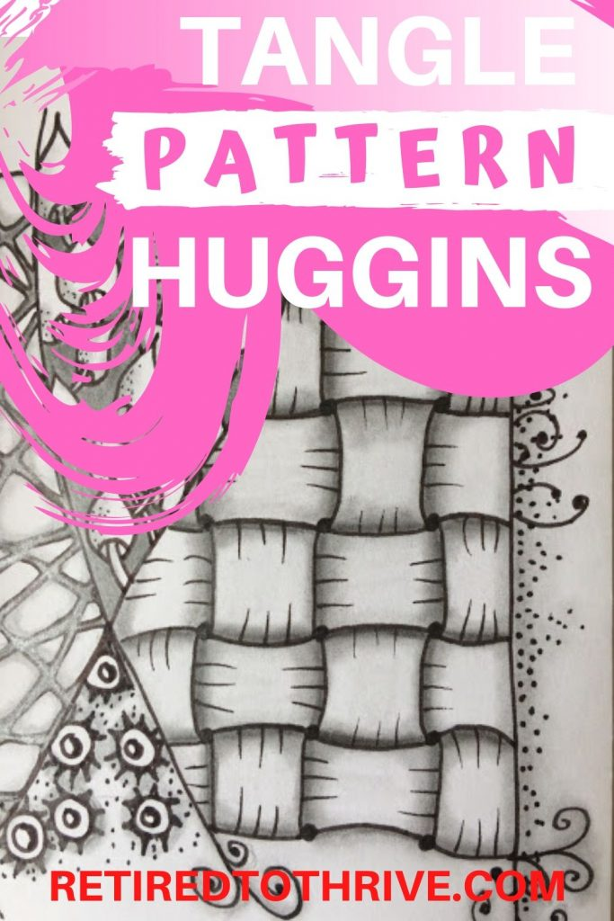 Zentangle pattern Huggins easy zentangle patterns for beginners